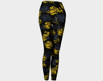 Black and Yellow Lemon