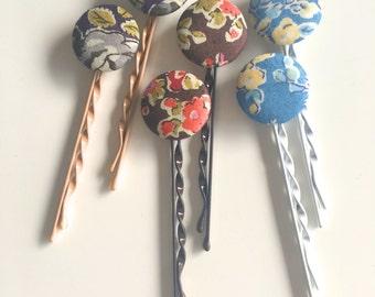 6 Decorative Hairpins
