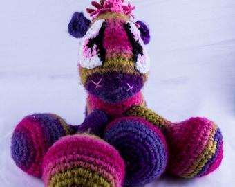 large unicorn plushie