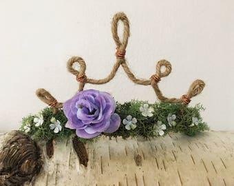 Whmsical Fairy Crown
