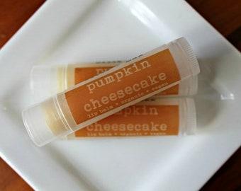 Pumpkin Cheesecake Vegan Lip Balm