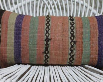 Rose Gold Pillow Outdoor Chair Cushion 10x20 Throw Pillows Boho Knit  Pillows 10x20 Burlap Chair Covers