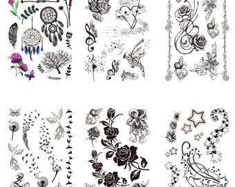 Tattoo Book - 1 Book