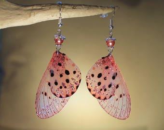 """Earrings """"wings of Butterfly Fairy"""" fantasy, Faerie, fantasy, elven"""