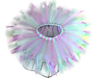Softer Than Air Lavender Pixie Dust Tutu-Lavender and Mint-Pixie Tutu-Halloween-Costume-Pixie Dust-Christmas