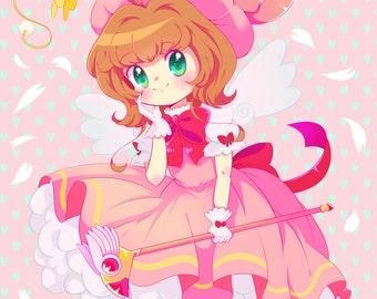 Cardcaptor Sakura prints