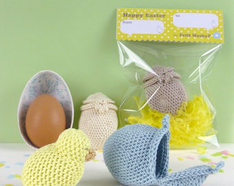 Easter chick and egg, crocheted chick and egg, Easter gifts for children , crochet chick and egg, crochet Easter egg, Easter gift for kids