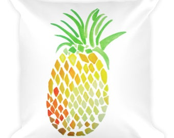Holla Back Co. Pineapple Pillow
