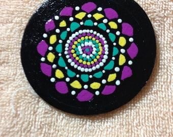 Mandala Magnet