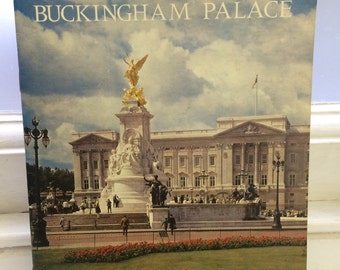 The Pictorial History of Buckingham Palace