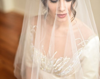 Mathilde Drop Veil