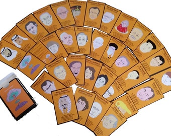 World Leaders Top Trumps Game