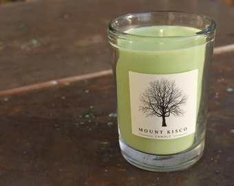 GREEN Watermelon Soy MAGIC CANDLE