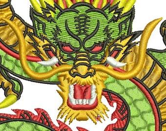 dragon Machine Embroidery Designs,