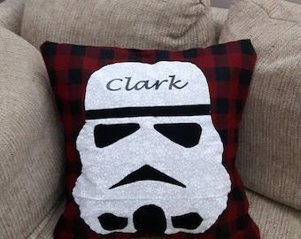 Storm Trooper Pillow
