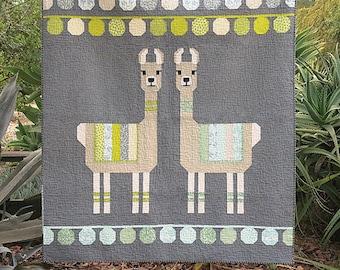 Lloyd & Lola by Elizabeth Hartman - Paper Printed Pattern