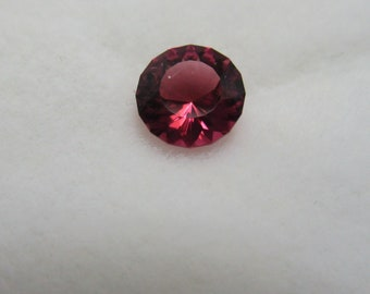 Purple Pink Tourmaline Gemstone 6mm