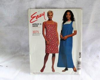 Dress, Jumper Pattern
