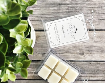 soy wax melts - wax melts - wax melts soy - soy melts - scented wax melts - bathroom fragrance - gifts for mom - washington - birthday gifts