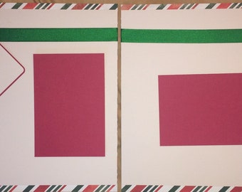 Christmas Prescent Layout