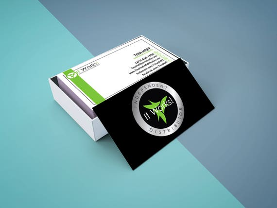 It works business card digital or printed free shipping from it works business card digital or printed free shipping from gobeprinting on etsy studio colourmoves Choice Image