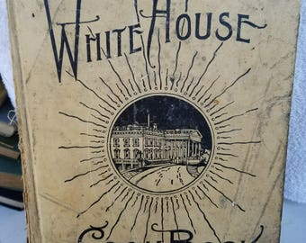1926 White House Cookbook