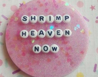 MBMBAM shrimp heaven now pin