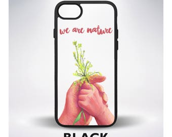 Nature Quote Sustainability Phone Case for iPhone X iPhone 8 iPhone 8 Plus iPhone 7 iPhone 6 iPhone 5 iPhone 7 Plus iPhone 6 Plus Samsung
