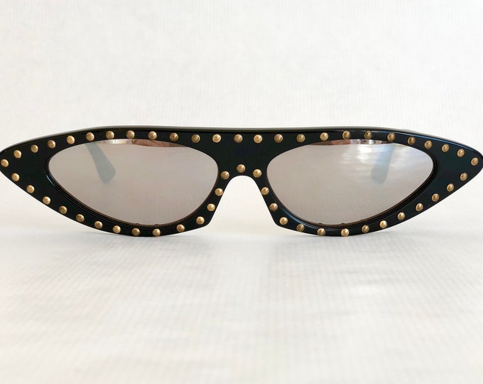 Patrick Kelly Paris «Pirate 22» Vintage Sunglasses - New Old Stock - Made in France