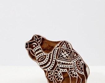 50% off Sale Hand Carved Stamps Camel 201
