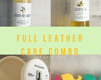 full leather care combo
