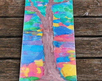 Standing Tall painting