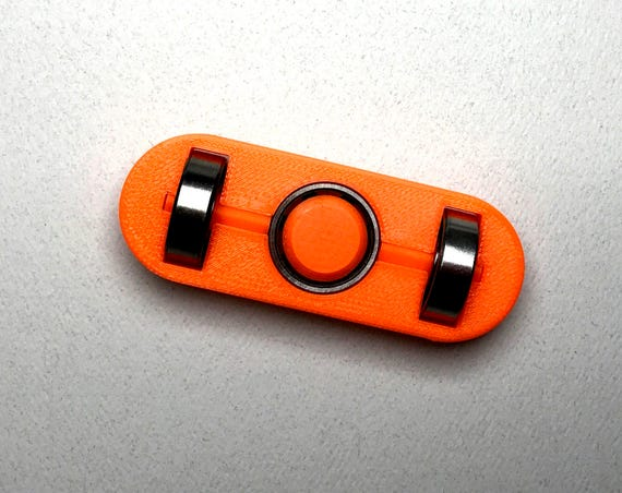 Hoverboard Fid Spinner 3D printed toy