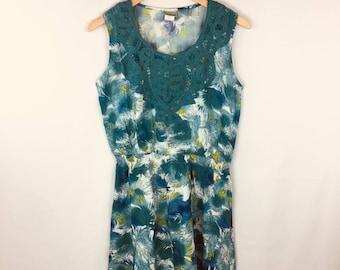 80's Sara Morgan Dress