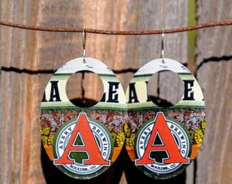 Craft Beer kann Ohrringe