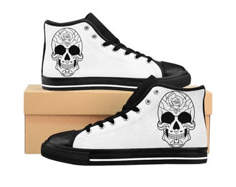 Men Colorable HighTop Sneakers