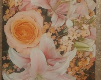 Neverwilt floral magnet