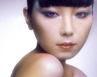 Sayoko Yagamuchi  (Numbered Limited Edition Poster)