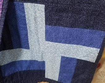 Lap quilt/blanket