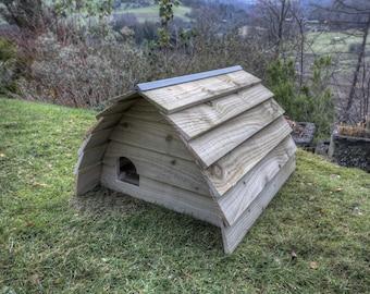 Deluxe Hedgehog House
