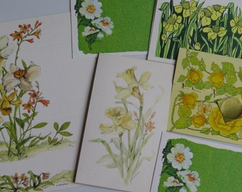 Vintage Stationery Collection - Spring Florals