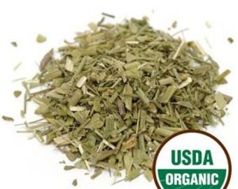 Shepherd's Purse herb, cut/s organic
