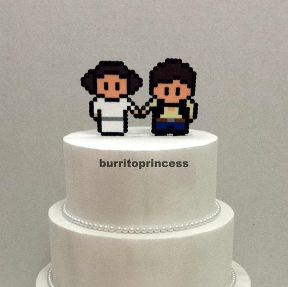 Wedding Cake Topper Star Wars Wedding Cake Topper Han Solo