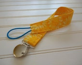 Pacifier Clip - Sunflower...