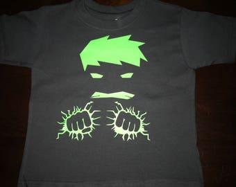 Incredible Hulk Shirt