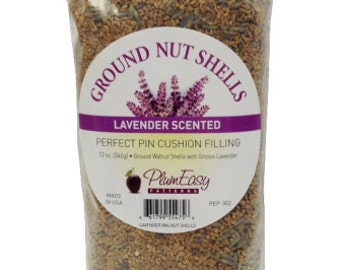 Walnut Shells Lavender Scented Ground Walnut Shells Pin Cushion Filling PEP302