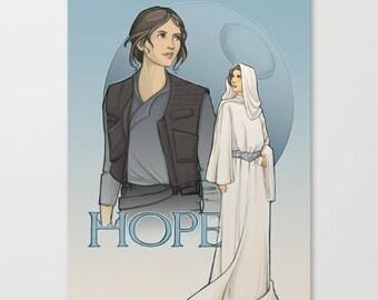 Hope Postcard (Item 09-383)