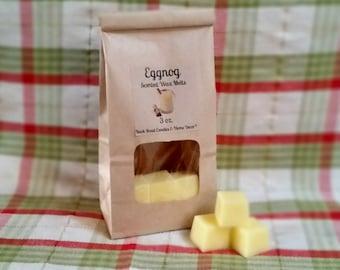 Eggnog Scented Wax melt Cubes