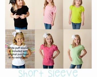 Shirt Upgrade For Girls.