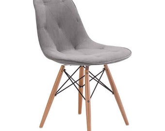 Probability Dining chair gray (104155)